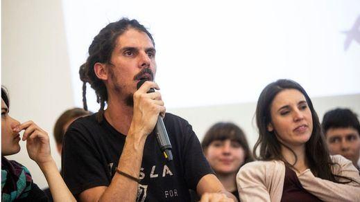 La Fiscalía pide 6 meses de cárcel para el diputado de Podemos Alberto Rodríguez por dar una patada a un policía