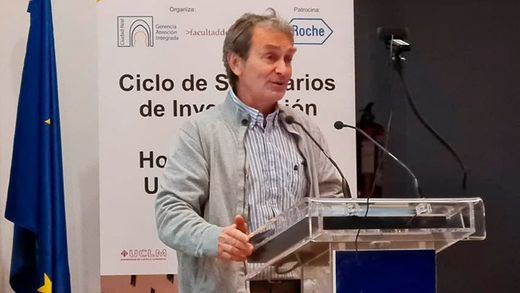 Fernando Simón advierte que dejar de usar la mascarilla sería 'dar un paso atrás'