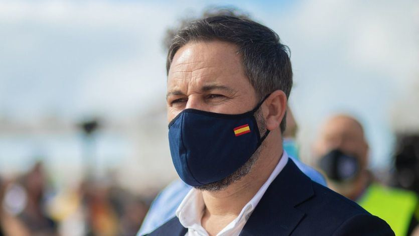 Abascal pide 'generosidad' a Ayuso para que Vox presida la Asamblea de Madrid a cambio de la investidura