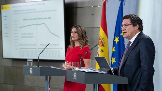El Gobierno quiere premiar la reactivación de los trabajadores en ERTE y reducir las exenciones de los que siguen