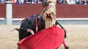 San Isidro: interesante corrida de Alcurrucén a la que sólo El Juli hizo frente