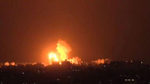 La escalada de violencia no cesa y las bombas israelíes dejan ya 174 muertos en Gaza