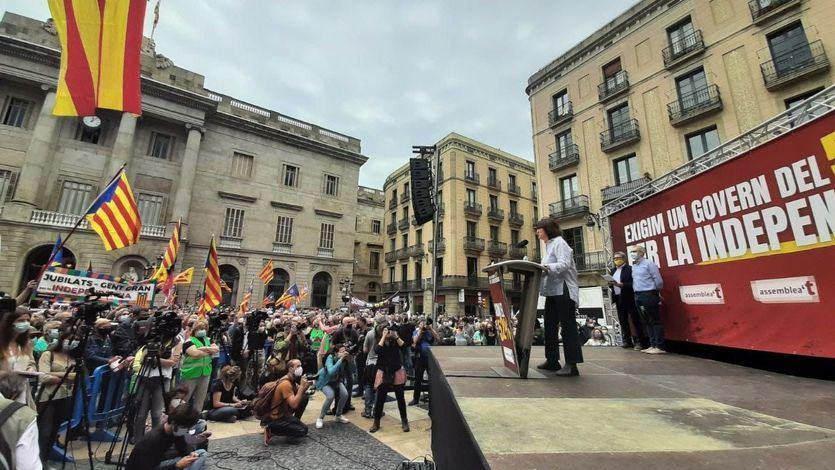 Ultimátum de la ANC a ERC y Junts para formar un gobierno en Cataluña