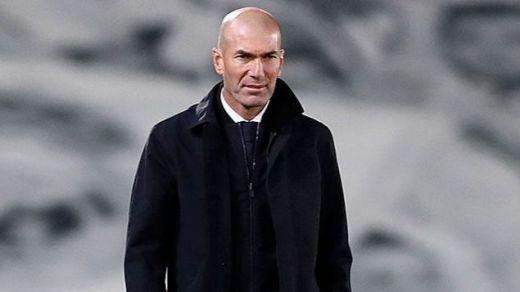 Zidane estalla tras los rumores sobre su salida del Real Madrid