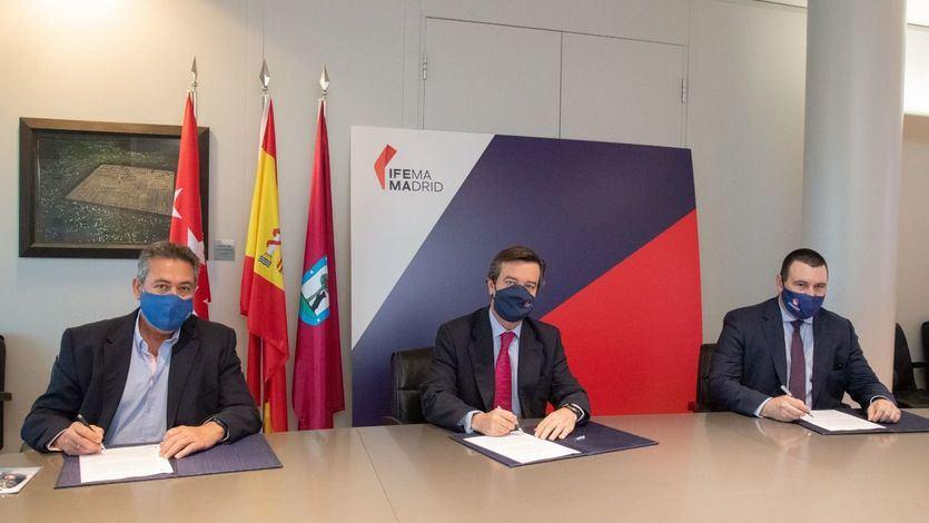 IFEMA alcanza un acuerdo con el sector del Taxi de Madrid para dar servicio a los participantes de sus ferias