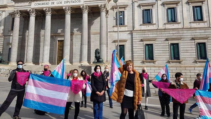 La Ley Trans llega al Congreso con la llave del PSOE, que se abstendrá