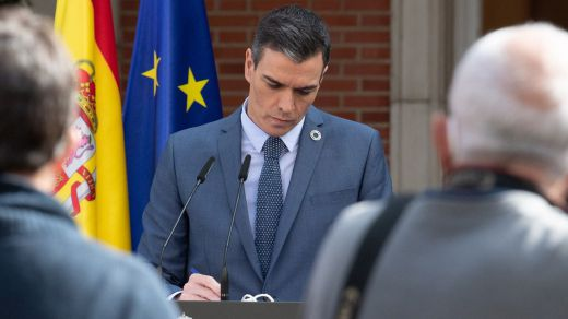 Crisis migratoria: Sánchez cancela un viaje a Francia y prioriza