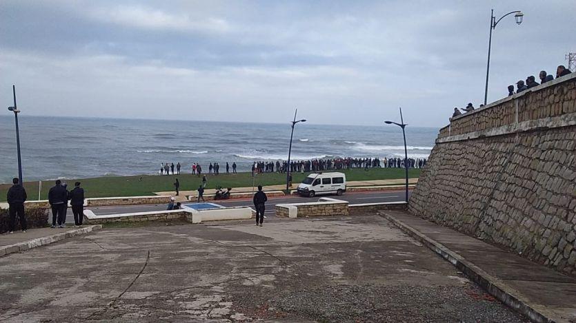 España ya ha devuelto a más de 2.000 migrantes de los más de 6.000 que entraron desde Marruecos