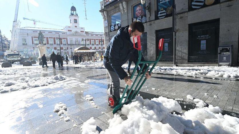 500 millones más para compensar los daños provocados por la 'borrasca Filomena'