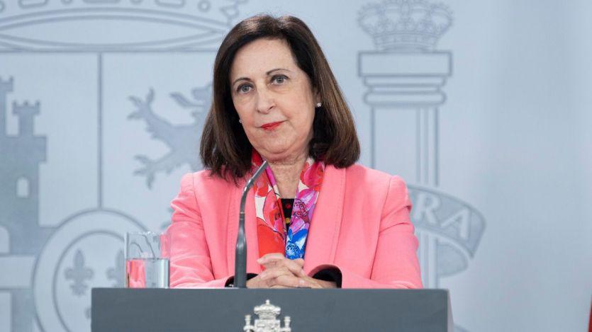Robles acusa a Marruecos de 'usar a menores' y advierte que 'con España no se juega'