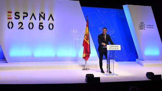 Sánchez presenta el 'Plan España 2050' para