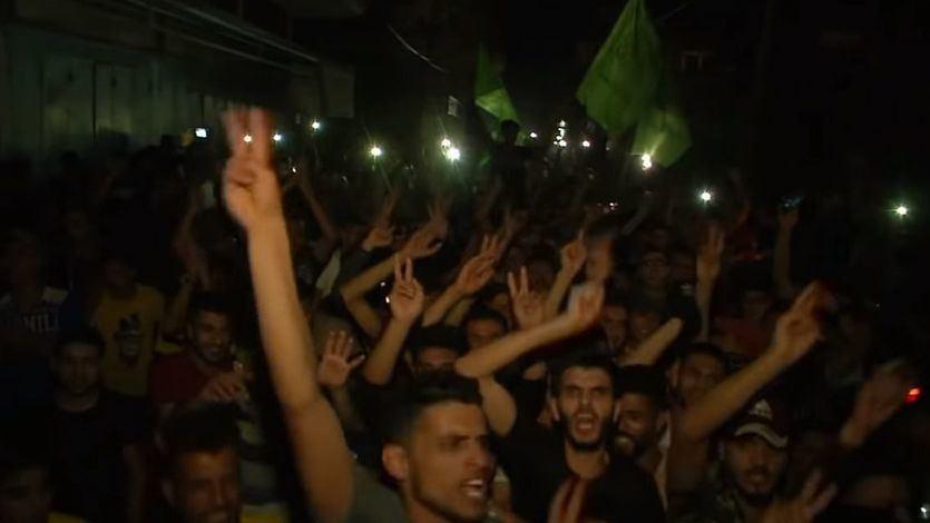 Palestina e Israel respiran tras un alto el fuego sin condiciones y que puede durar muy poco