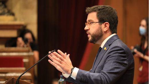 Aragonès, president: Esquerra toma el mando en Cataluña más de 40 años después