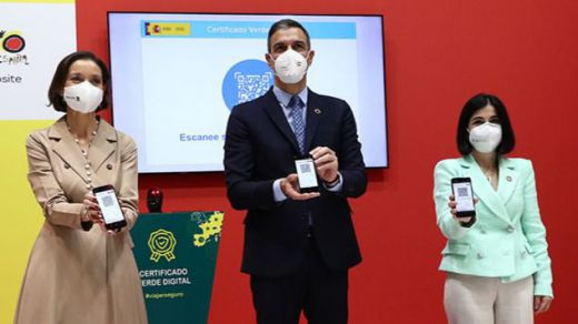 Así funcionará el 'pasaporte covid' en España: cómo conseguirlo, en qué consiste...