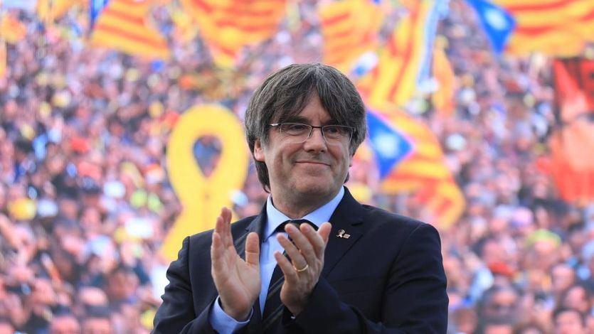 Puigdemont pide a Aragonès 'confrontar con el Estado para culminar el proceso independentista'