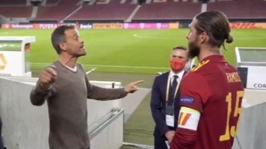 La inexplicable ausencia de Sergio Ramos: Luis Enrique tenía 2 plazas más y otras razones...