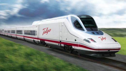 Renfe adjudica a Talgo el contrato para la compra de hasta 40 cabezas motrices de Alta Velocidad