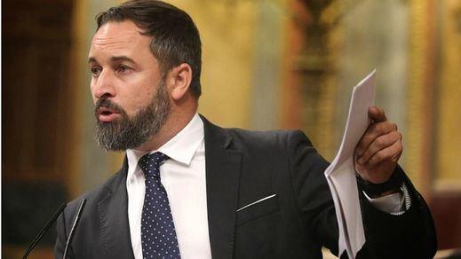 El comentado plantón de Abascal a 'Espejo Público' por un rótulo