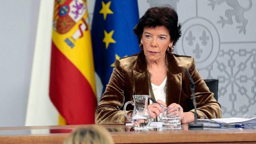 El Supremo confirma la multa a Isabel Celaá por uso electoralista de La Moncloa en 2019