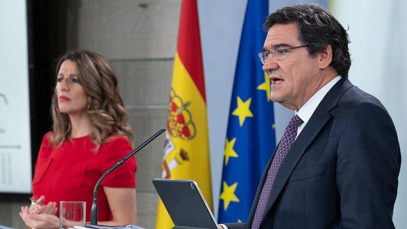 El Gobierno prevé aprobar la prórroga de los ERTE en un Consejo de Ministros extraordinario el jueves