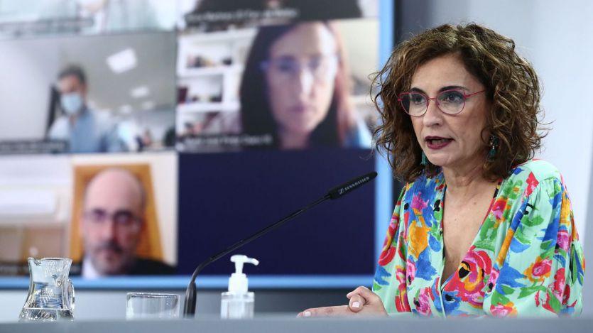Montero confía en que el acuerdo para la prórroga de los ERTE llegará antes del viernes