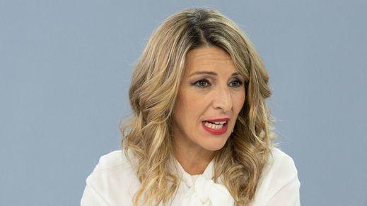 Yolanda Díaz se toma el día libre por motivos de salud y así reacciona España...