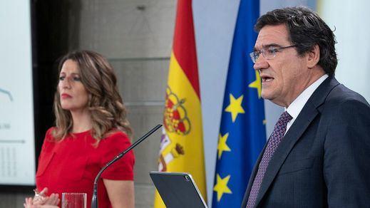 El Gobierno y los agentes sociales cierran un acuerdo para la prórroga de los ERTE