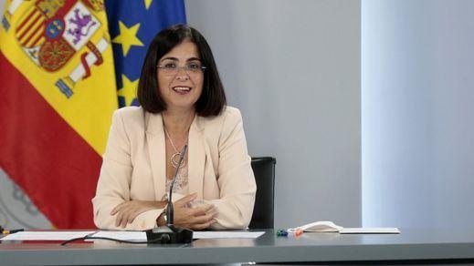 Sanidad anuncia que las comunidades autónomas emitirán el 'pasaporte Covid'