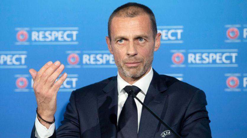 Los clubes supervivientes de la Superliga, Madrid, Barça y Juventus, advierten a la UEFA tras sus 'coacciones'