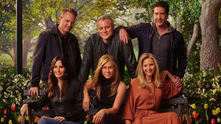Llegan al fin el estreno y las primera imágenes del regreso de 'Friends'
