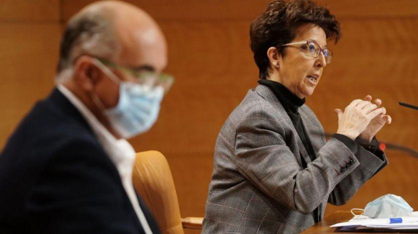 Madrid no comparte la propuesta de Sanidad y recomienda AstraZeneca para las segundas dosis