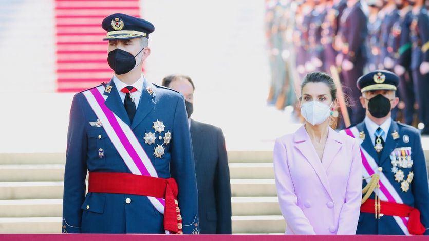 Segundo año consecutivo sin un gran desfile en la celebración del Día de las Fuerzas Armadas