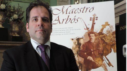 Gran exposición sobre el legendario Maestro Arbós, educador y