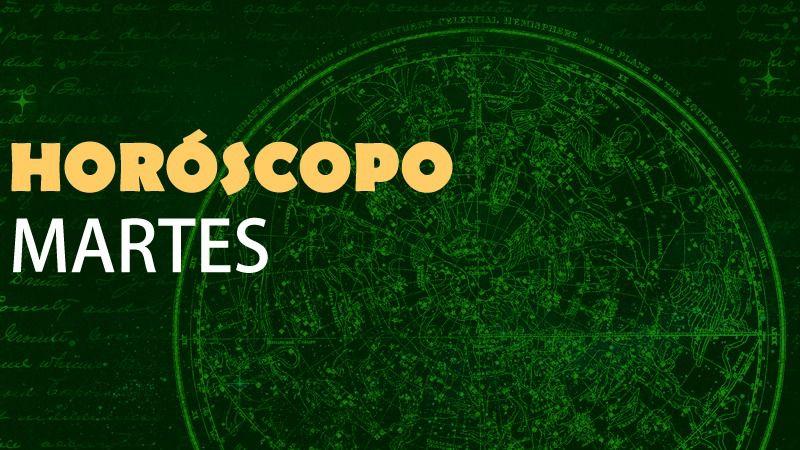 Horóscopo de hoy, martes 1 de junio de 2021