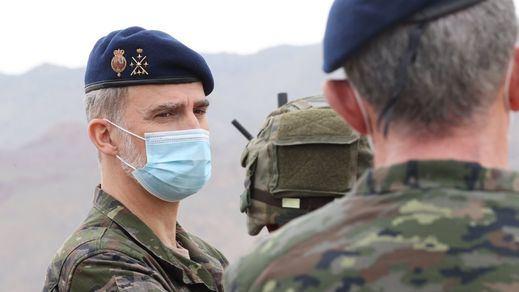 La Casa Real confirma que el rey Felipe VI ya está vacunado contra el coronavirus