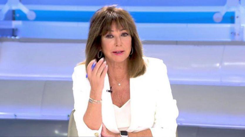 Ana Rosa Quintana también critica al rey Felipe