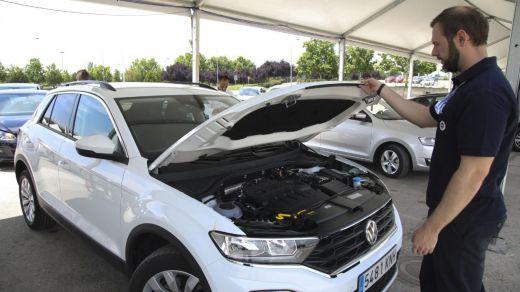 El Salón del Vehículo de Ocasión y Seminuevo de Madrid ofrece una rigurosa revisión de los coches a la venta