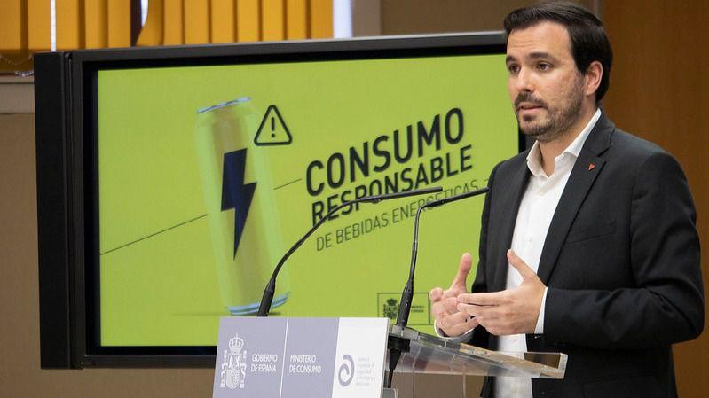 El Gobierno alerta del aumento del consumo de bebidas energéticas entre menores y de sus riesgos para la salud