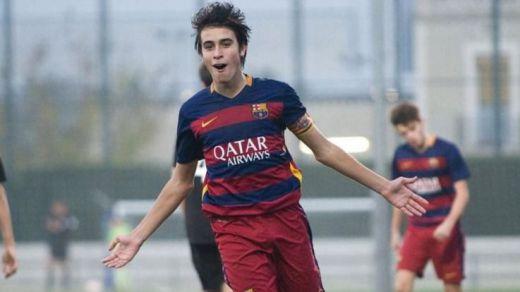 Eric García, segundo fichaje del Barça tras confirmarse Agüero