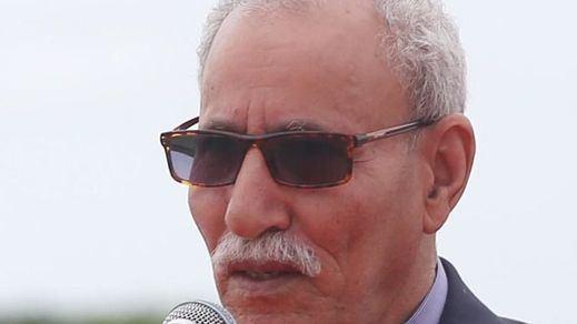 El juez rechaza la prisión provisional o retirar el pasaporte al líder del Frente Polisario, Brahim Ghali
