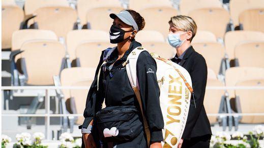 La tenista Naomi Osaka explica los motivos por los que abandona Roland Garros
