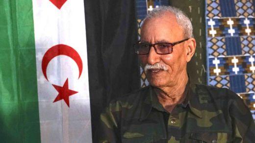 El líder del Frente Polisario sale de España tras mejorar su salud y esquivar las querellas en los tribunales