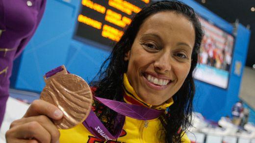 La deportista paralímpica Teresa Perales gana el Premio Princesa de Asturias de los Deportes