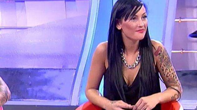 Mireia Torremocha, en una captura del programa 'MHyV'