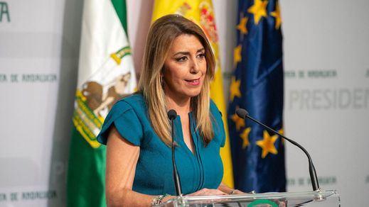 Vox sale en defensa de Susana Díaz tras su acusación de machismo en el PSOE