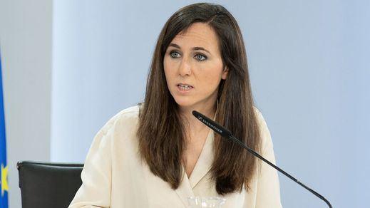 Críticas a Belarra: protocolo feminista, mujeres de Podemos poco arregladas, ilegalizar a Vox...