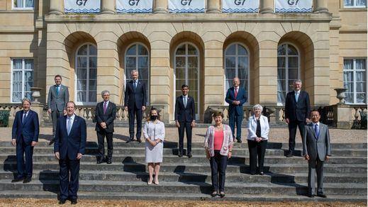 Acuerdo histórico del G-7: las multinacionales pagarán un impuesto mínimo global del 15%