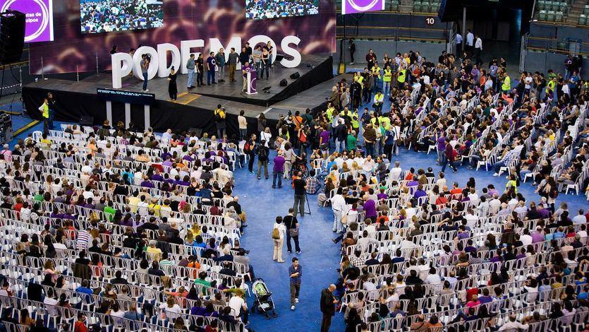 Arranca la votación para elegir a la nueva dirección de Podemos