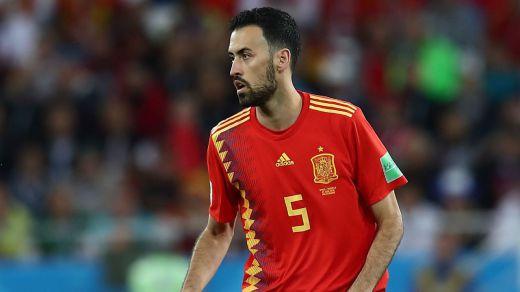 Busquets se contagia de coronavirus y dinamita la Selección unos días antes de la Eurocopa