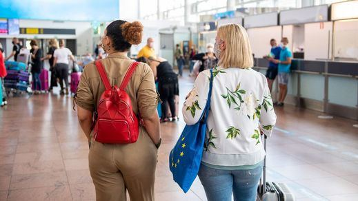 España ya está abierta desde hoy para los turistas ya vacunados contra la covid